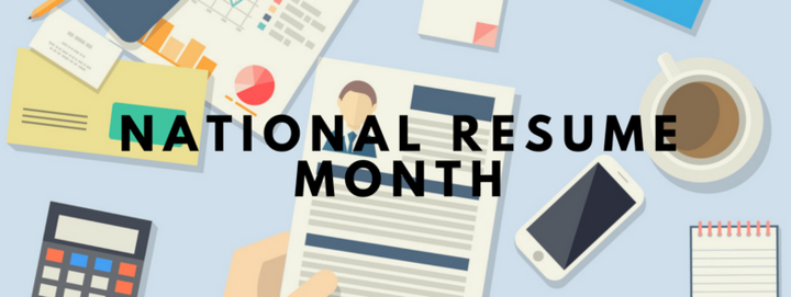 4 Time Saving Tips For National Resume Month